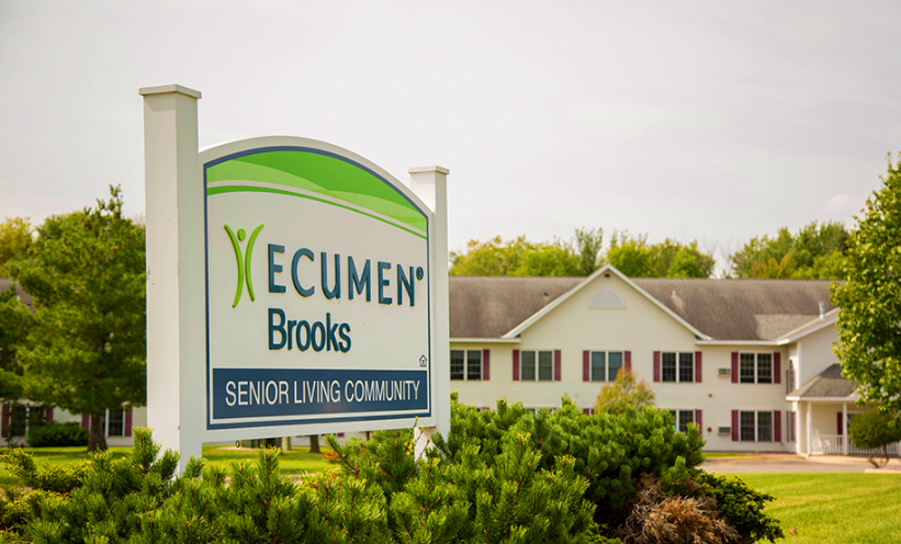 Ecumen Brooks Senior Living Community